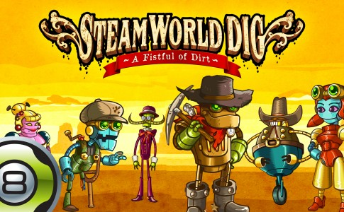 Let's Play sur SteamWorld Dig