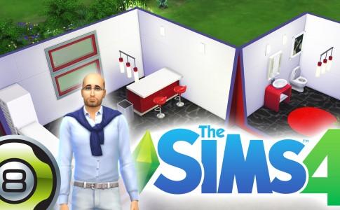 Let's Play sur Les Sims 4