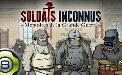 Let's Play sur Soldats Inconnus