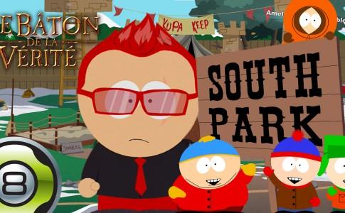 Let's Play sur South Park : Le Bâton de la Vérité