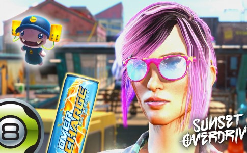Let's Play sur Sunset Overdrive