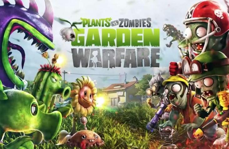 Let's Play sur Plants Vs. Zombies Garden Warfare