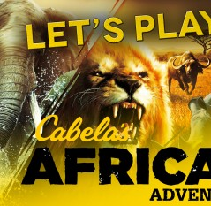 Let's Play sur Cabela's African Adventures