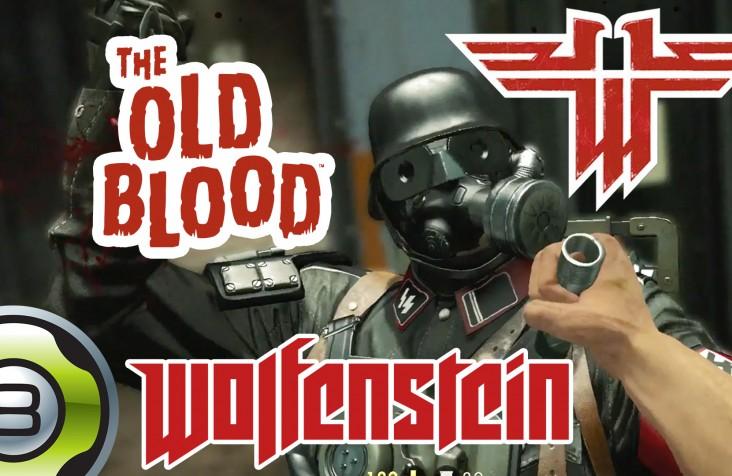 Let's Play sur Wolfenstein The Old Blood