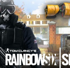 Let's Play sur Tom Clancy's Rainbow Six Siege