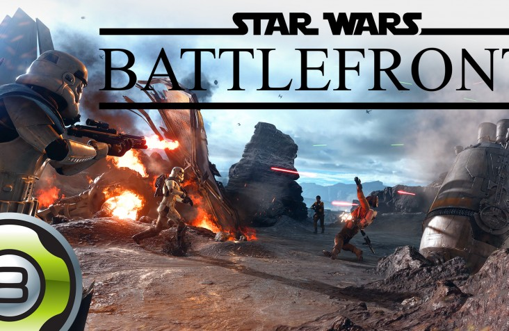 Let's Play sur Star Wars Battlefront