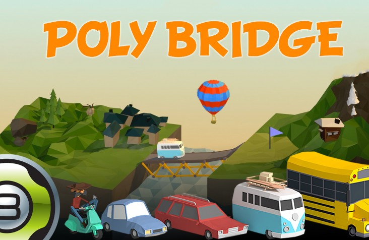 Let's Play sur Poly Bridge