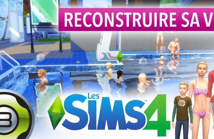 Challenge Reconstruire sa vie – Les Sims 4