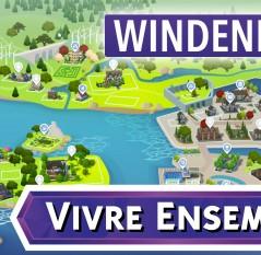 Let's Play sur Vivre Ensemble – Les Sims 4
