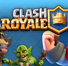 Let's Play sur Clash Royale