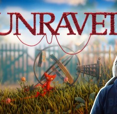 Let's Play sur Unravel