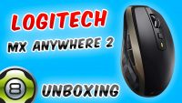 Unboxing Souris Logitech MX Anywhere 2