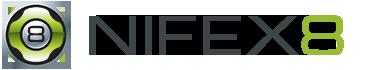 nifex8 – Vidéaste sur YouTube et streamer sur Twitch Logo