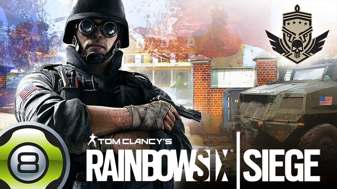 Rainbow Six Siege - R6S