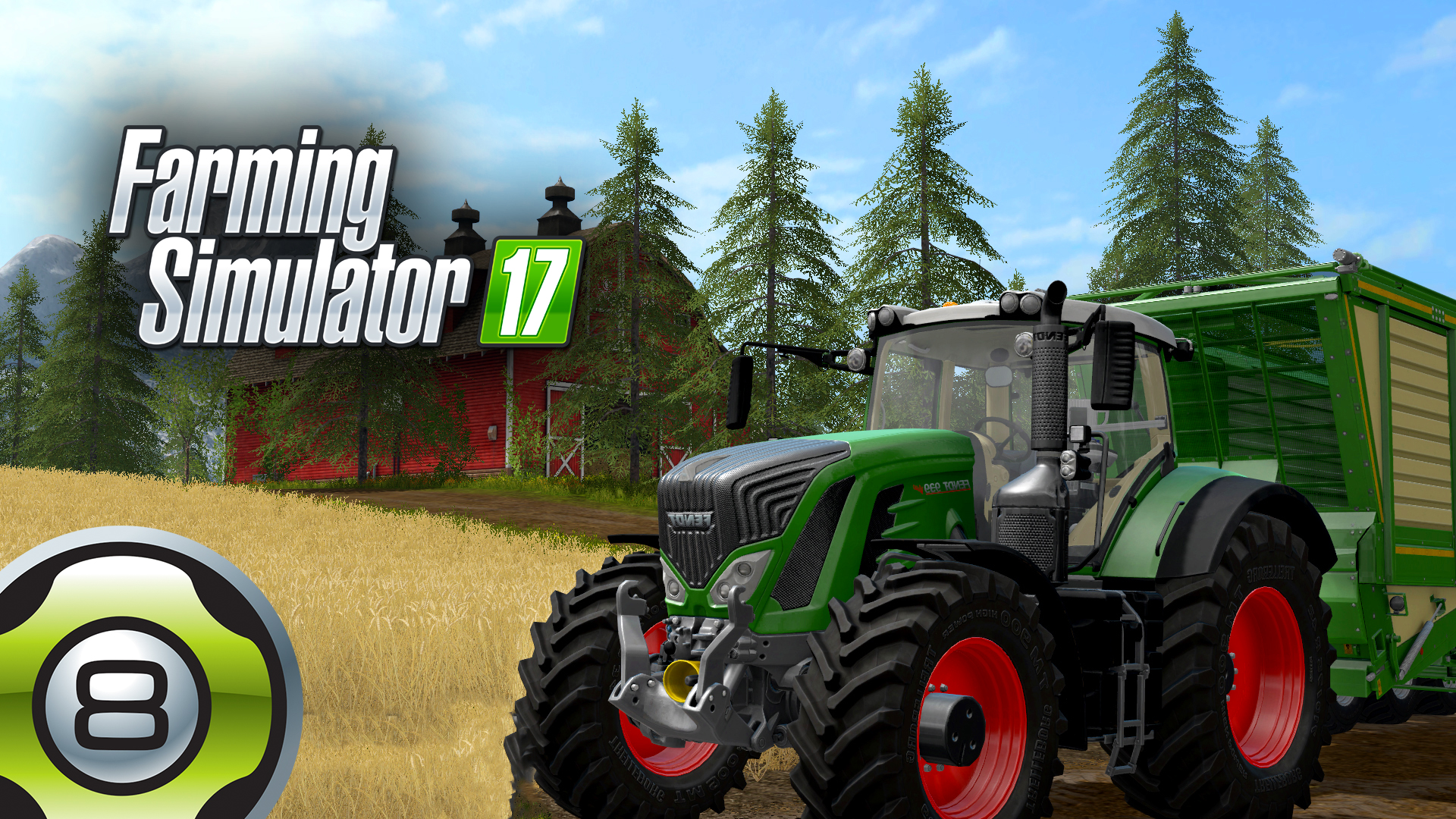 Let's Play sur Farming Simulator 17
